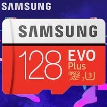 SAMSUNG Micro SD Memory Card 256 GB 128 GB 64 GB 32 GB 16 GB SDHC SDXC Class EVO + EVO UHS Class 10 C10 TF Trans Flash Microsd