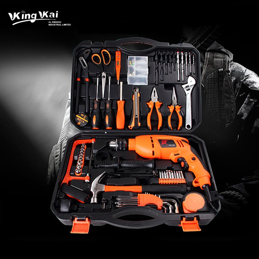 125PCS Whole Hand Hardware Tool Set-04