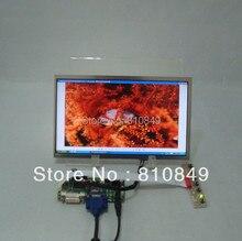 DVI+VGA Lcd Control board+10.1inch LP101WH1 N101BGE LTN101AT03 1366*768 Lcd panel