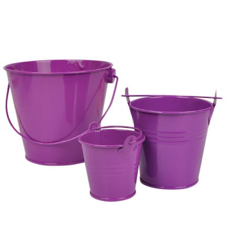 Металлические ведра красочные улитки конфетные коробки цветочные горшки Свадебные Поставки украшения дома коробки для хранения