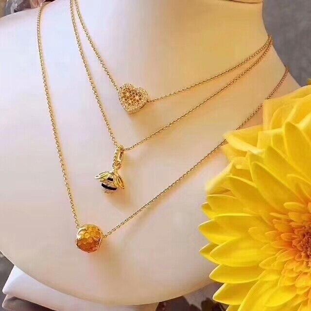 925 Sterling Silver Charm Bead Pendant Shine Honeycomb Lace Necklace Pendant fit Pan Bracelet & Bangle Lady Fine Jewelry