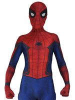 Civil War Spider Man Costume 3D Shade Suit Cosplay Spiderman