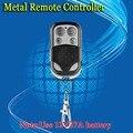 Pcs shipping.1 livre/Lot NEW classic Metal Controle Remoto Sem Fio Controlador Keyfobs Keychain 433 MHz Apenas Para O Nosso Alarme sistema