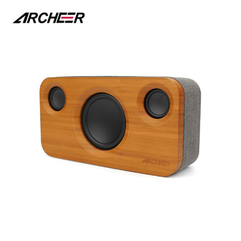 Incredible 2.1 Channel Sound Bamboo Stereo Speaker Dual Embedded Speakers Enhanced Sound Stage Archeer For Phone PC Speaker pak greg incredible hulks