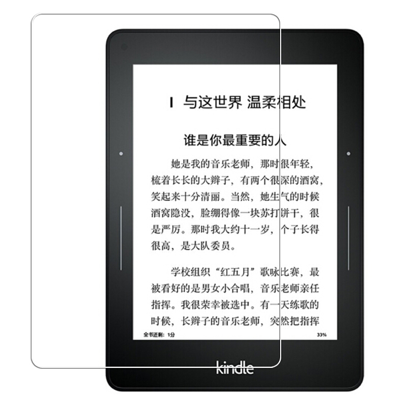 2.5D Tempered Glass For Amazon Kindle Voyage 6.0inch Super Clear Taclet Screen Protector For Kindle Voyage 6.0 Protective Film