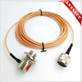 5M  Antenna extension cable RF feeder cable N connector  for Yaesu FT-7800,FT-7900,FT-8800,FT-8900 etc