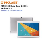 Teclast X10 Android 6 0 10 1 Inch Tablet PC Quad Core 1GB 16GB 4 Cores