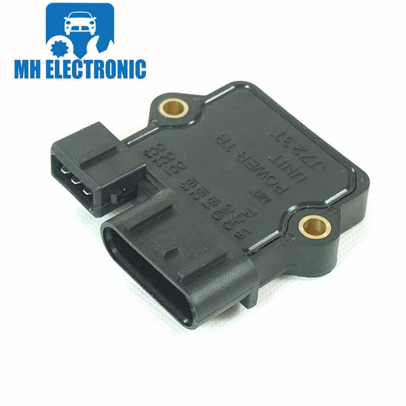 Honey Mh Electronic Ignition Control Module Power Tr Unit J723t For Dodge Stealth Mitsubishi Montero 3000gt Galant Md326147 Md338997