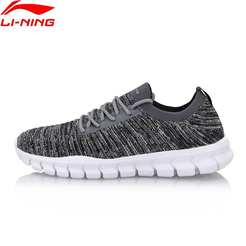 e701fd7d2 Li-Ning Men ODAY Smart Quick Training Shoes Mono Yarn Footwear Flexible  Sneakers Breathable LiNing