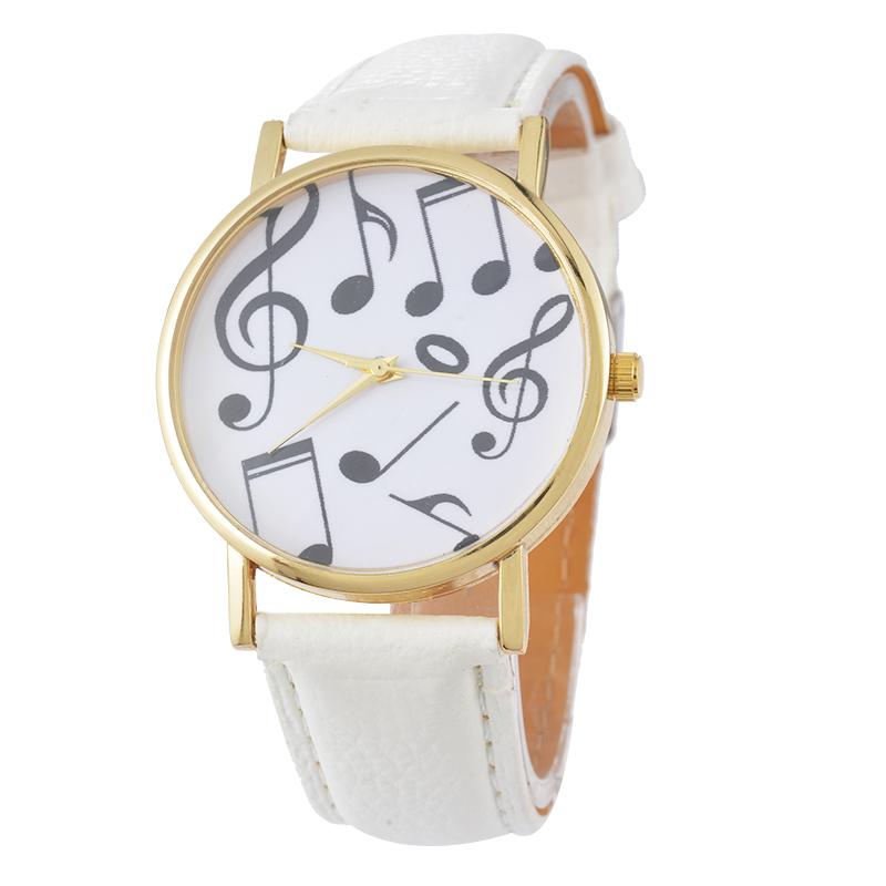 Musical Piano Note Watch 1