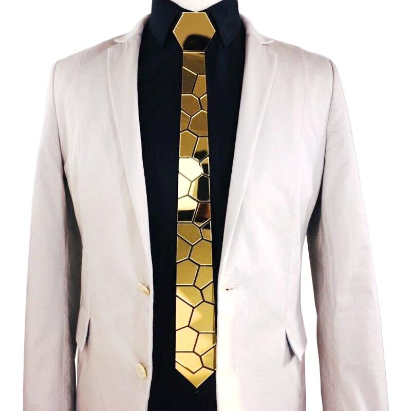 Hextie Stylish Men Slim 6CM Casamento Negócios Gravata Casual gravata