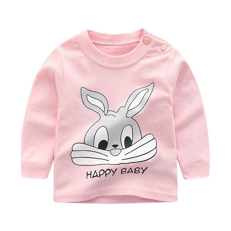 baby kids tops cotton cartoon unisex t shirt tee lovely long sleeve pullover sweatshirts roupa thin soft sweet clothes 4de10 (7)