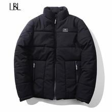 Europe Size Men Bomber Jacket 2017 New Winter Men Jaket Brand Warm Jacket Man's Hoodies Coat Autumn Cotton Parka Outwear Coat