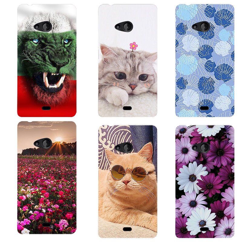 Phone Cases for Nokia Microsoft Lumia 54s