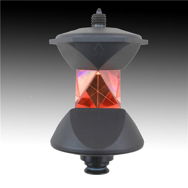 NEW 360 Degree Reflective Prism for Robotic Total Station -Leica- style or 5/8