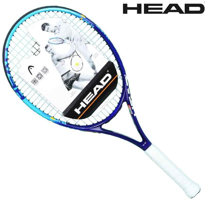 Original head tennis racket  Tenis Masculino Tenis Raketi for women and mens carbon composite  Raquete De Tenis with strung