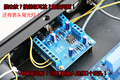 Free Shipping! VU meter pre-amplifier driver board  tube amp chassis db level meter DIY KIT