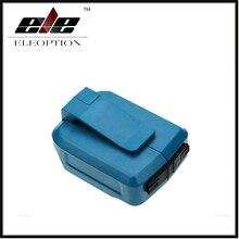 Adaptador de Carregador Duplo para Bateria Usb Bl1415 Bl1430 Li-ion Bl1830 Makita Bl1840 Bl1850