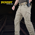 TAD Pantalones IX9 Mens Militar de Combate Táctico SWAT Al Aire Libre Caminata Cazador de Tren Del Ejército Pantalones 97% algodón 3% Spandex cremallera YKK