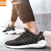 Xiaomi Mijia YouPin Freetie Male Female Stylish Breathable Cushioning Sneaker Shoes Damping Running for Outdoor