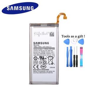 Image 3 - Samsung Batteria Originale per Samsung Galaxy Galaxy A8 2018 (A530) A530 SM A530F 3000 mAh Batterie di Ricambio Del Telefono EB BA530ABE