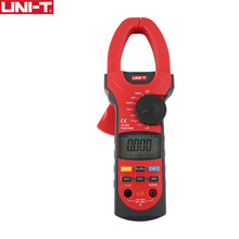 UNI-T UT209 1000A Digital Clamp Meters Frequency Measure Multimeter Auto Range Resistance AC DC Voltage true RMS