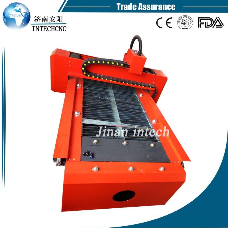 For Sale Small Plasma 6090 1212 cnc plasma and flame cutting machine