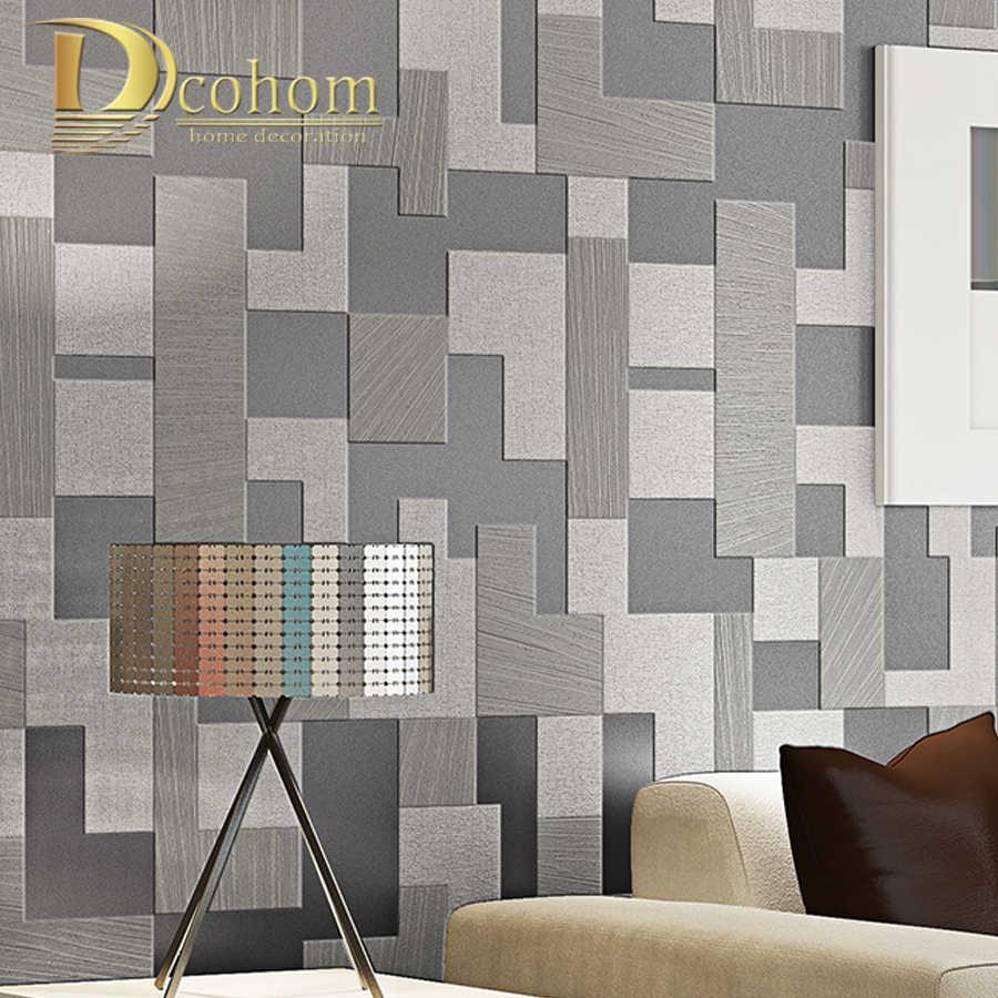 Высокое качество мозаика 3D обои для стен декор роскошные современные обои рулоны для спальни гостиной диван ТВ фон