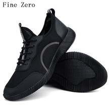 Fine Zero New Tenis Feminino 2017 Men Casual Shoes Summer Breathable Lace up Flats Fashion Light