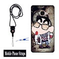 Hot New 1pcs Telephone Neck Straps Fashion Universal Detachable Lanyard For samsung S3 S4 S6 S7 lanyard neck strap For Keys With