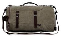 Design canvas dual function bag men travel bags designer women travel duffle rucksack men bookbag canvas daypack weekend tote