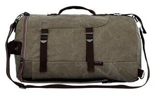 Design toile double fonction sac hommes voyage sacs designer femmes voyage sac à dos hommes bookbag toile sac à dos week-end fourre-tout