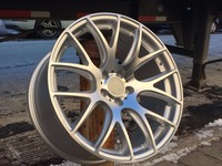 4 New Free Shipping Staggered Style 19 Inch Alloy Wheel Rims W009 For Benz