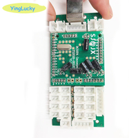 Zero delay Arcade game board joystick encoder jamma controller for PS3 / PS2 / PC / Xbox 360 for windows Android Raspberry Pi