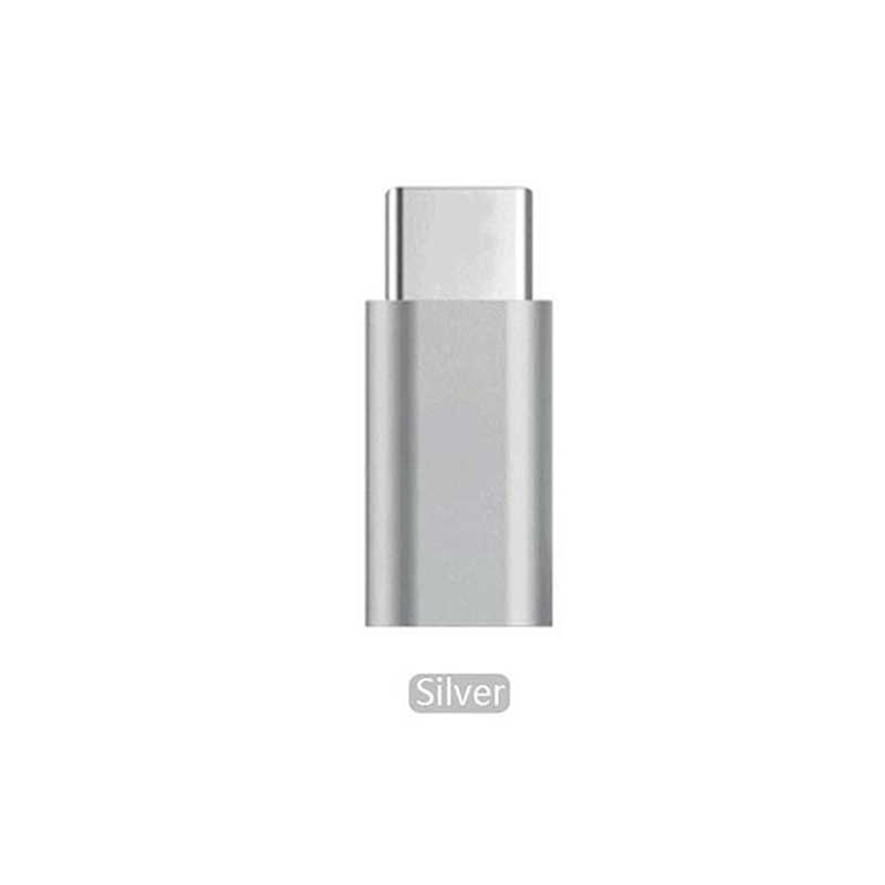 מיני סוג C כדי אודיו USB C USB 3.1 כדי 3.5mm AUX שקע נייד אוזניות מתאם עבור Xiaomi 8 עבור Huawei LeTV 2 אגוז פרו