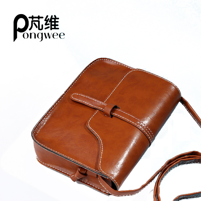 PONGWEE 2018 New High Quality Female Package Fashion Small Square Clutch Women Bag Trend Wild Shoulder Messenger Bag For Girl 2018 new female bag mini camera bag summer small square package korean version of the wild shoulder messenger bag