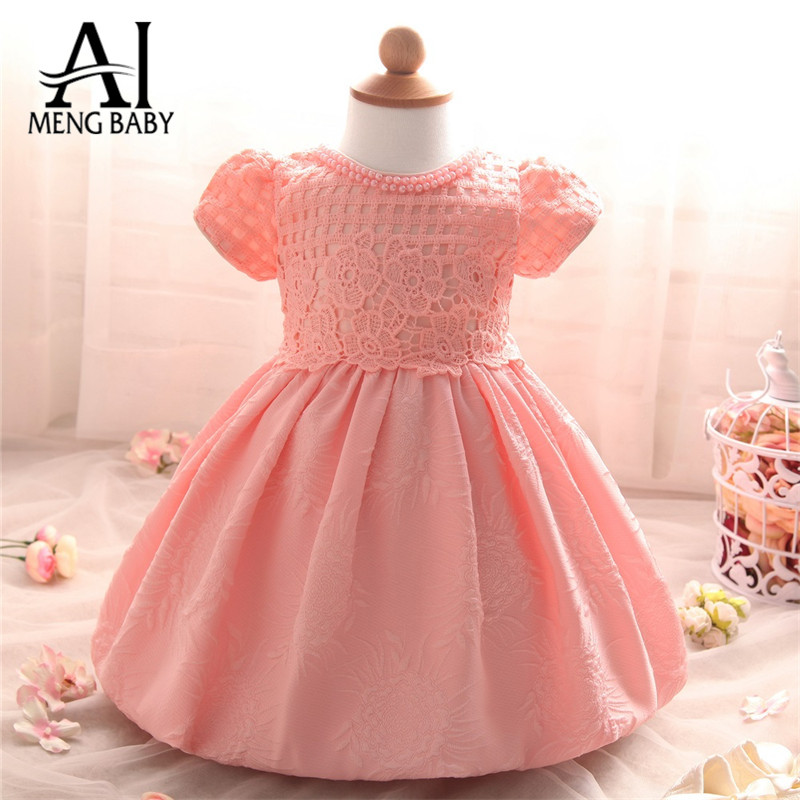 Baby Girls Kids Frock Gown Designs Toddler Infant