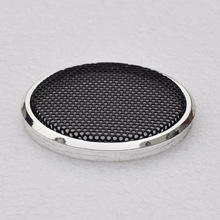 Hot sale 1 inch horn decoration ring audio grille speaker grille tweeter grille/Free Shipping