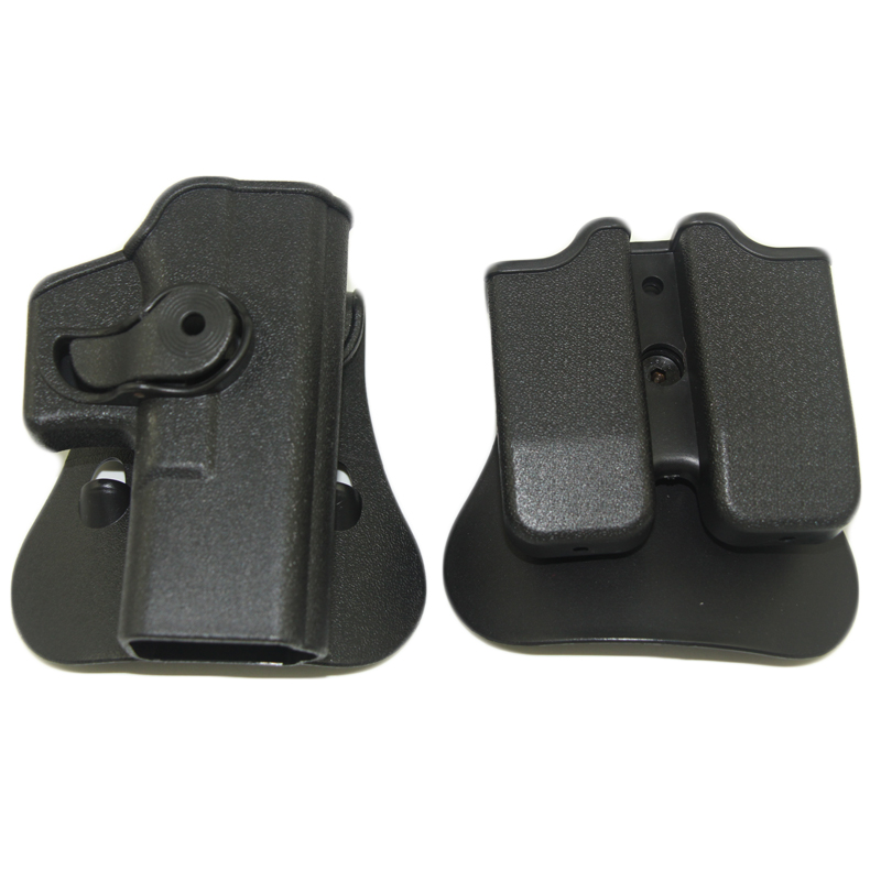 Hunting Tactical Israel IMI Holster Belt Holsters High Quality Combat Scope Gun Airsoft GL Holster GL 17 19 22 31 Accessores