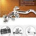 New Solar Gecko Zinc Alloy Chrome 3D Metal Car Emblem Badge Stickers Decal Motorcycle Automobiles Decoration On Car Styling|Car Stickers|Automobiles & Motorcycles -