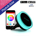 MIPOW PLAYBULB Waterproof LED Solar Garden Color Smart Annular Light Yard Lawn Outdoor Decor Lamp Free APP Control RGBW Colors