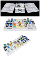 Samsung Retails Store Style Phones Display Holder Kits