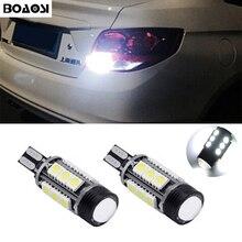 BOAOSI 2x Canbus T15 светодиодный задний фонарь W16W 15SMD Автомобильный светодиодный задний фонарь для Chevrolet Cruze Malibu Epica CAPTIVA Equinox