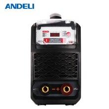 цена на Andeli Smart Draagbare Eenfase Spot Lassen Booglassen welding machine machines arc welder Inverter mma Lasmachine soldering