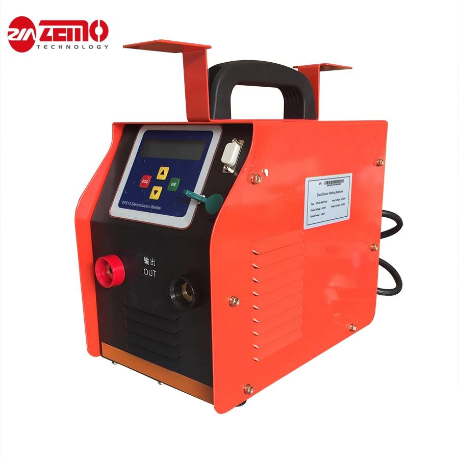 Image 3 - DPS10 15KW Electrofusion Welder Machines-in Plastic Welders from Tools