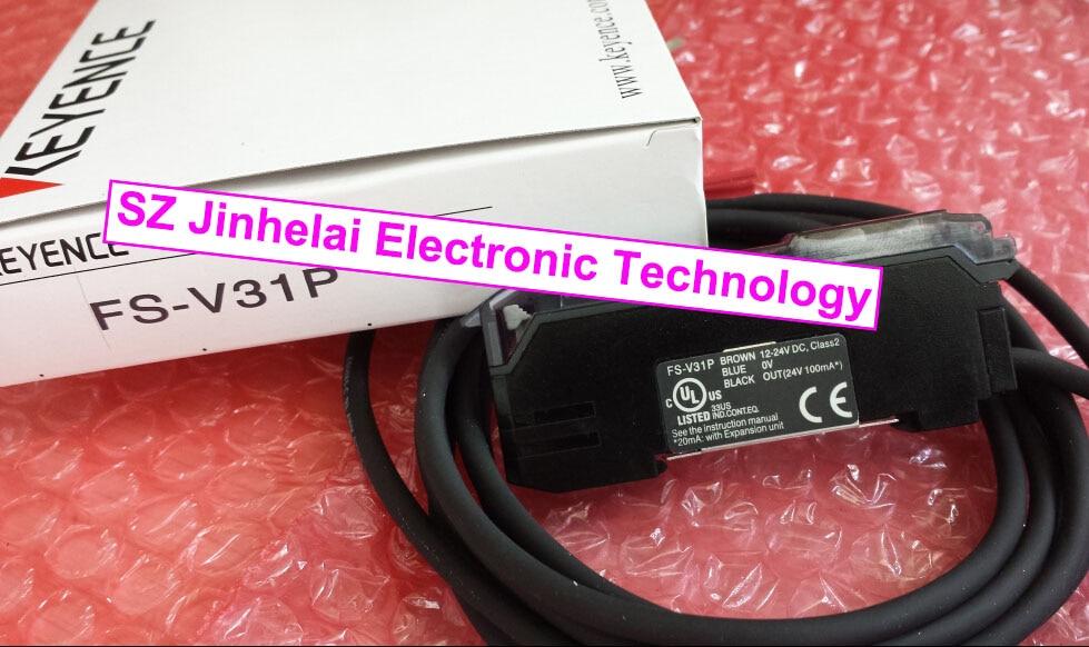 все цены на  FS-V31P  KEYENCE FIBER SENSOR Optical fiber amplifier  онлайн