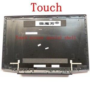 Image 5 - מגע מסך LCD חזרה מקרה כיסוי הרכבה עבור lenovo Y50 Y50P Y50 70 Y50 80 Y50P 70 Y50P 80 LCD למעלה כיסוי