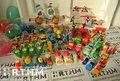 Frete Grátis Retro pequenos brinquedos carro De Kinder Mini Toys Limited Edtion