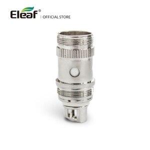 Image 3 - 5/10PCS המקורי Eleaf EC ראש EC M/EC S/EC2/ECL סליל עבור אני פשוט 2/אני פשוט S/מלו 3 סליל iJust2 EC ראש אלקטרוני סיגריה