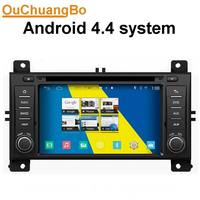 Ouchuangbo Car Dvd Gps Radio For Jeep Grand Cherokee 2013 2013 With 3G WIFI BT Quad